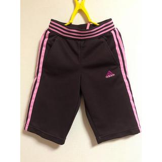 アディダス(adidas)のadidas アディダス ハーフパンツ  女の子 120 ジャージ(パンツ/スパッツ)