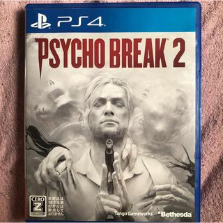 PlayStation4 - サイコブレイク2 PSYCHO BREAK2