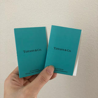 ティファニー(Tiffany & Co.)のティファニー 香水 オードパルファム 1.2ml 2本セット(香水(女性用))