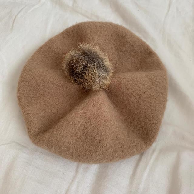 ampersand(アンパサンド)のキッズベレー帽 キッズ/ベビー/マタニティのこども用ファッション小物(帽子)の商品写真