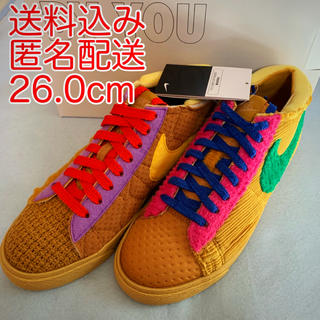 ナイキ(NIKE)のNIKE CPFM BLAZER LOW BY YOU 26.0cm(スニーカー)
