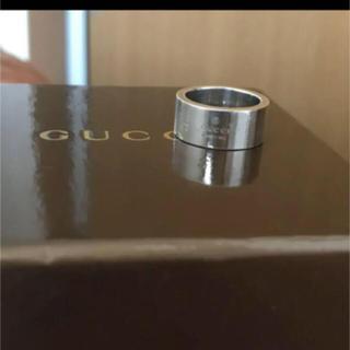 グッチ(Gucci)のシルバーリング GUCCI(リング(指輪))