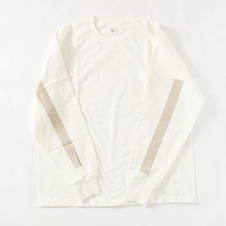 コモリ(COMOLI)のKAPTAIN SUNSHINE long sleeve tee(Tシャツ/カットソー(七分/長袖))