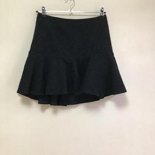 ドゥーズィエムクラス(DEUXIEME CLASSE)のドゥーズィエムクラス  ペイズリーフロッキースカート(ミニスカート)