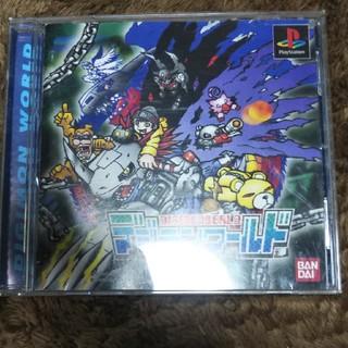PlayStation - ps デジモンワールド
