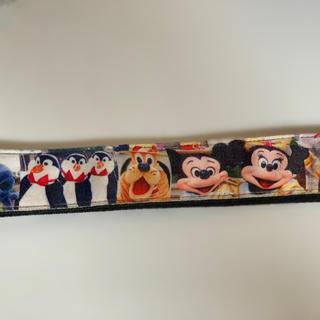 Disney - ディズニー☆イマジニングザマジック☆篠山紀信☆30周年☆一眼レフストラップ