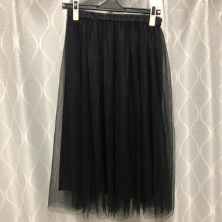 GU - 【新品】GU♡チュールスカート