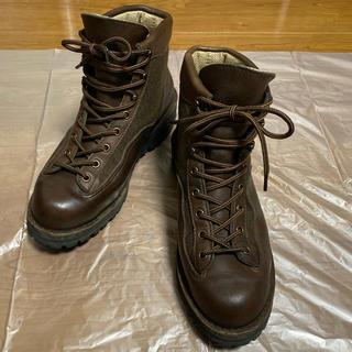 ダナー(Danner)のDANNERダナーライト2ダークブラウン33020 us8 26.0センチ(ブーツ)