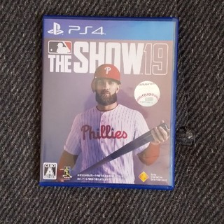 PlayStation4 - MLB THE SHOW 19