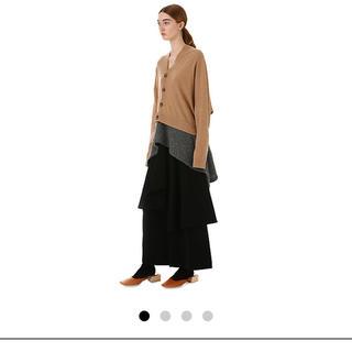ENFOLD - エンフォルド  スカートパンツ ブラック38 試着のみの美品!