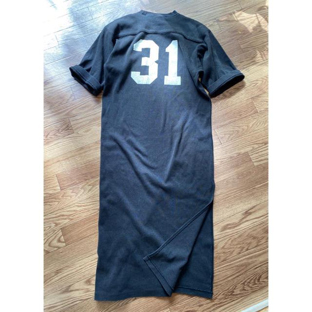 MADISONBLUE(マディソンブルー)の【MADISON BLUEマディソンブルー】31 FOOTBALL ワンピース レディースのワンピース(ロングワンピース/マキシワンピース)の商品写真