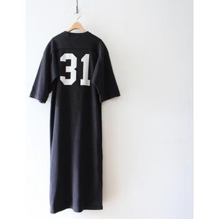 MADISONBLUE - 【MADISON BLUEマディソンブルー】31 FOOTBALL ワンピース