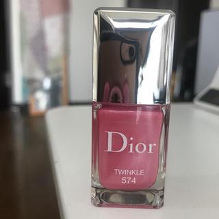 ディオール(Dior)のDior ネイル 574(マニキュア)