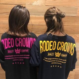 RODEO CROWNS WIDE BOWL - ベンツのブラックとネイビー テラ松ロンTブラックとホワイトおまとめクーポン待機中