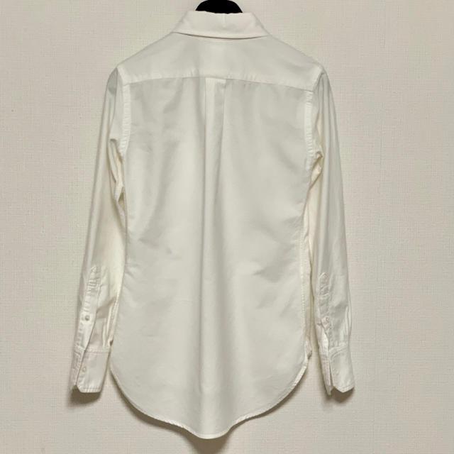 MADISONBLUE(マディソンブルー)のMADISONBLUE オックスフォードシャツ  白 レディースのトップス(シャツ/ブラウス(長袖/七分))の商品写真