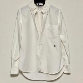 MADISONBLUE オックスフォードシャツ  白