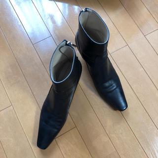 ザラ(ZARA)のZARAショートブーツ サイズ40(ブーツ)