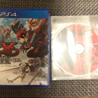 PlayStation4 - イース9  IX - Monstrum NOX
