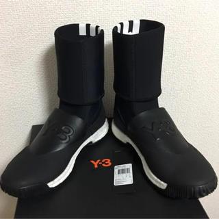 ワイスリー(Y-3)の新品 Y-3 BBALL CAGEメンズ ブーツ ハイカット スニーカー26cm(スニーカー)