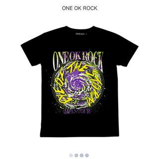 ワンオクロック(ONE OK ROCK)のONE OK ROCK Eye of the storm Taka着用 値下げ可(Tシャツ/カットソー(半袖/袖なし))