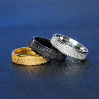 ラフリング   ステンレスリング ステンレス指輪 ピンキーリング(リング(指輪))