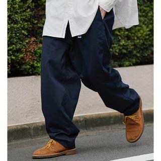 BEAMS - <nanamica×AH> Big Chino Pants