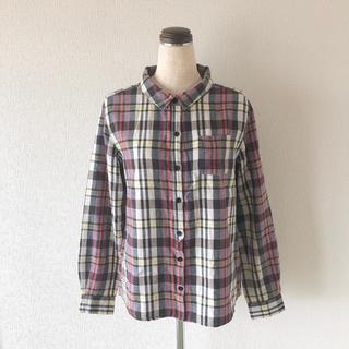 セポ(CEPO)のCEPO  秋色   casual  check  shirt(シャツ/ブラウス(長袖/七分))