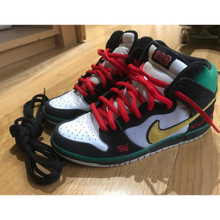 NIKE - Nike Dunk SB High Mcrad マックラッド