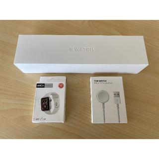 Apple Watch - Apple watch series 5 44mm GPS モデル  未使用