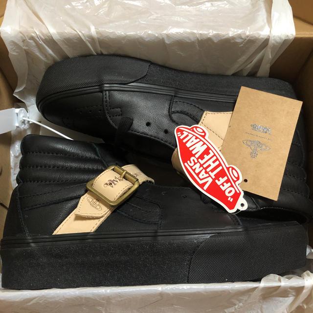 Vivienne Westwood(ヴィヴィアンウエストウッド)のVans Sk8-Hi Platform x Vivienne Westwood レディースの靴/シューズ(スニーカー)の商品写真
