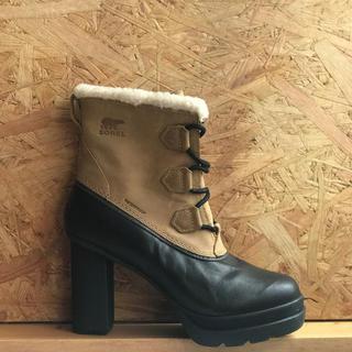 ソレル(SOREL)の☆SORELショートブーツ(ブーツ)