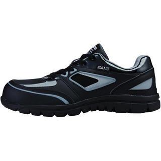 ミドリ安全 - 新品 XEBEC ジーベック 安全靴 26cm ブラック 軽量セーフティシューズ
