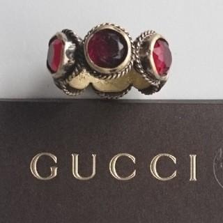 グッチ(Gucci)の【正規品】GUCCI リング(リング(指輪))