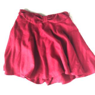 インナー付スカート(ひざ丈スカート)