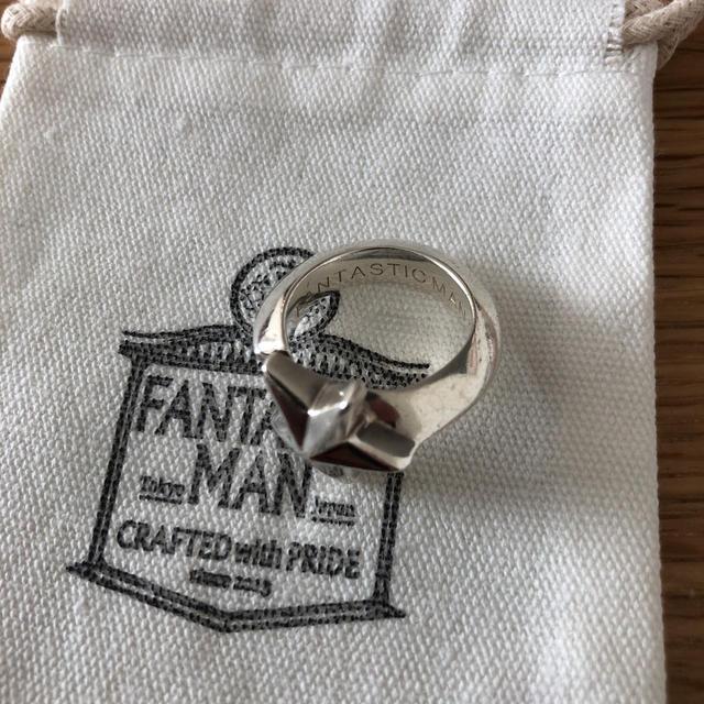 FANTASTICMAN、リング メンズのアクセサリー(リング(指輪))の商品写真
