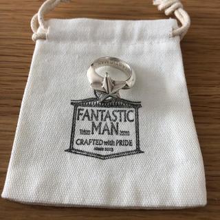 FANTASTICMAN、リング(リング(指輪))