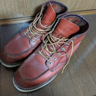 レッドウィング(REDWING)の最終値下げ レッドウイング RED WING ブーツ (ブーツ)
