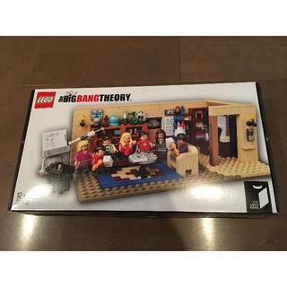 レゴ 21302 Big Bang Theory 新品未開封品