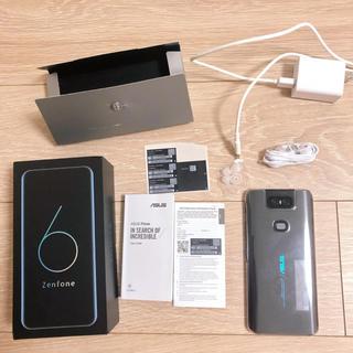 ASUS - (美品) ASUS Zenfone6 64GB