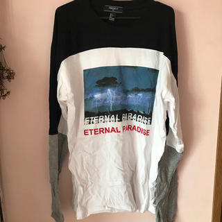 フォーエバートゥエンティーワン(FOREVER 21)のforever21 ロンT(Tシャツ/カットソー(七分/長袖))