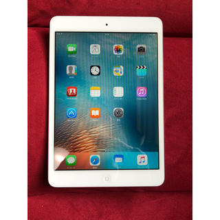 iPad - iPad mini 16GB  wifi やや美品