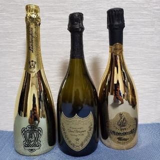 ドンペリニヨン(Dom Pérignon)のドンペリ白2008・ランボルギーニ デミセック・ヴィクトワール オーク 2010(シャンパン/スパークリングワイン)