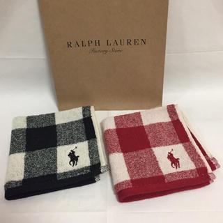 Ralph Lauren - ラルフローレン  タオルハンカチ  ⭐︎11