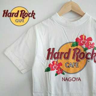 702 貴重 90年代製 未使用品 ハードロックカフェ ヴィンテージ Tシャツ(Tシャツ/カットソー(半袖/袖なし))