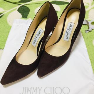 JIMMY CHOO - 新品ジミーチュウ   スエード35 1/2