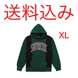 シュプリーム(Supreme)のSUPREME Paneled Arc Hooded Sweatshirt XL(パーカー)
