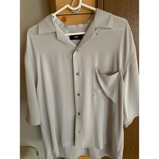 ハレ(HARE)のオープンカラーシャツ HARE(シャツ)