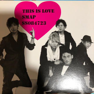 SMAP THIS IS LOVE