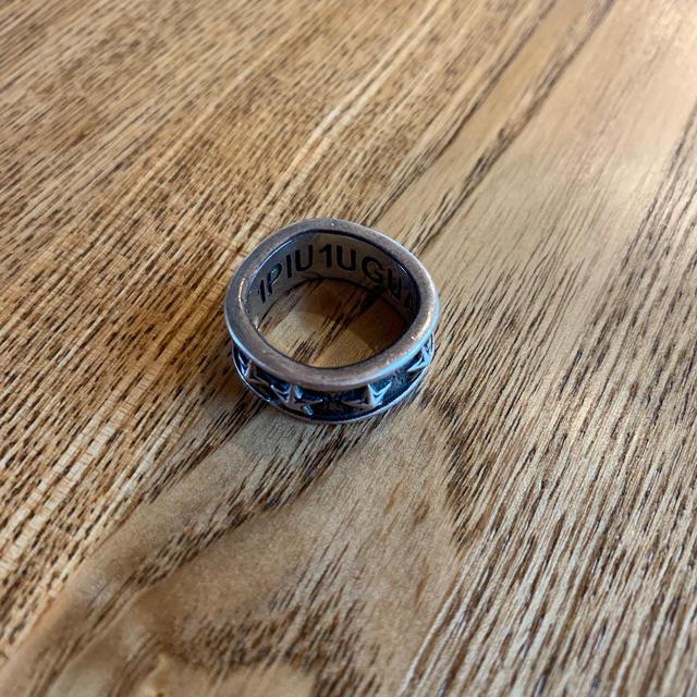 1piu1uguale3(ウノピゥウノウグァーレトレ)のウノピュウウノウガァートレ×コディサンダーソン リング 指輪 サイズ19 メンズのアクセサリー(リング(指輪))の商品写真