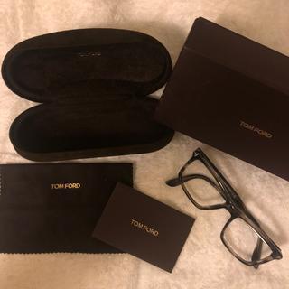 トムフォード(TOM FORD)のトムフォード メガネ 眼鏡 サングラス TF5407 005 正規品 最安値宣言(サングラス/メガネ)